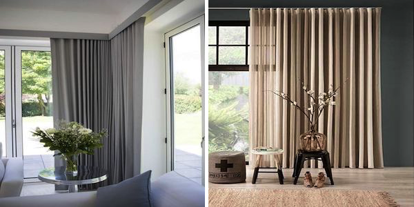 WE CAN CREATE CURTAINS IN ANY STYLE TO SUIT YOUR SPECIFIC REQUIREMENT