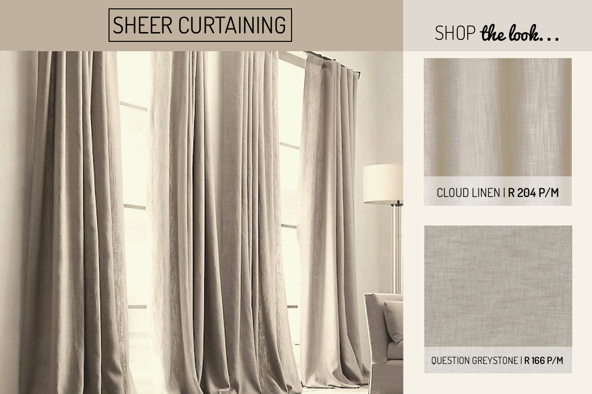 shop sheer curtaining online