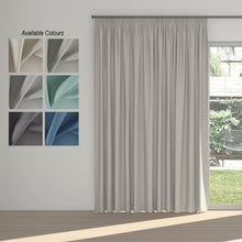 Colourwash Tape Curtain