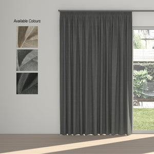 Twilight Taped Curtain (Partial Blockout)