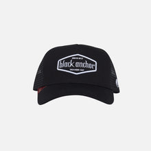 Gorra Trucker Black Anchor Essential Black Black