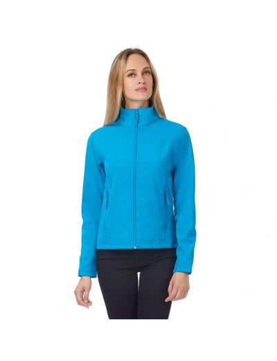 Dámska softshellka | BS70•B&C ID.701 SOFTSHELL /WOMEN - TopHandry