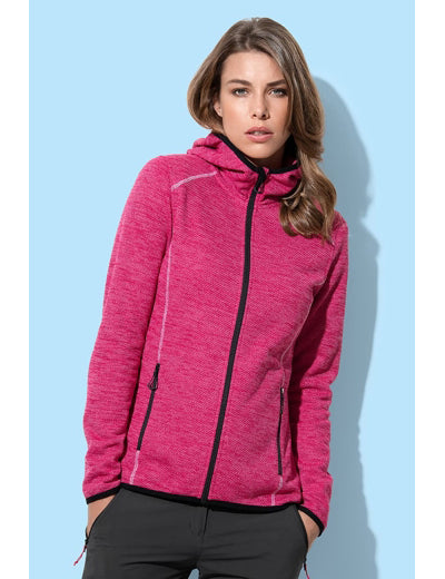 RECYCLED FLEECE JACKET HERO - HS168 - TopHandry