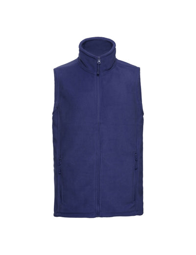 Pánska flisová vesta | 872M•MEN'S OUTDOOR FLEECE GILET - TopHandry