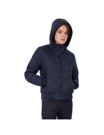 Dámska bunda |  BS79•B&C SUPERHOOD /WOMEN - TopHandry