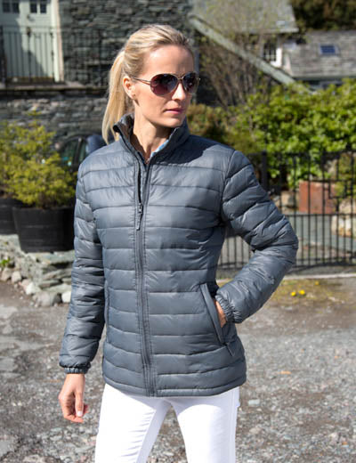 Dámska bunda | rôzne farby |      R192F•WOMENS ICE BIRD PADDED JACKET  R192F•WOMENS ICE BIRD PADDED JACKET - TopHandry