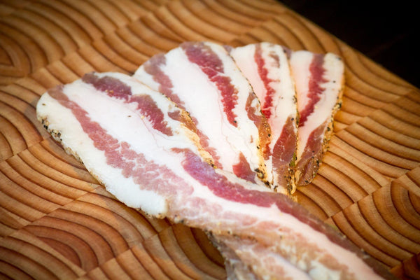 Wild Boar Bacon - Box of the Month! - The Baconarium