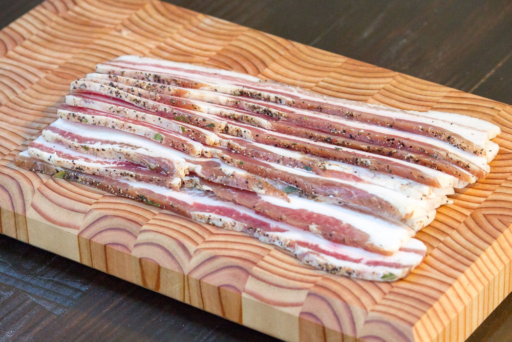 Pasture Raised Pork Bacon - By the Pound! - The Baconarium