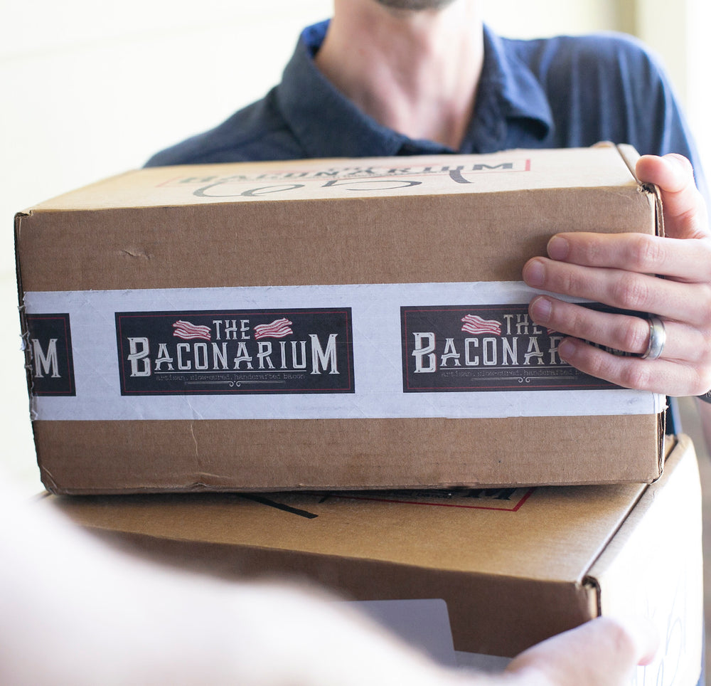 Angus Beef Bacon - Box of the Month! - The Baconarium