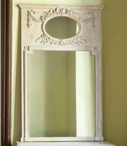 Rustic Grand Salon Mirror