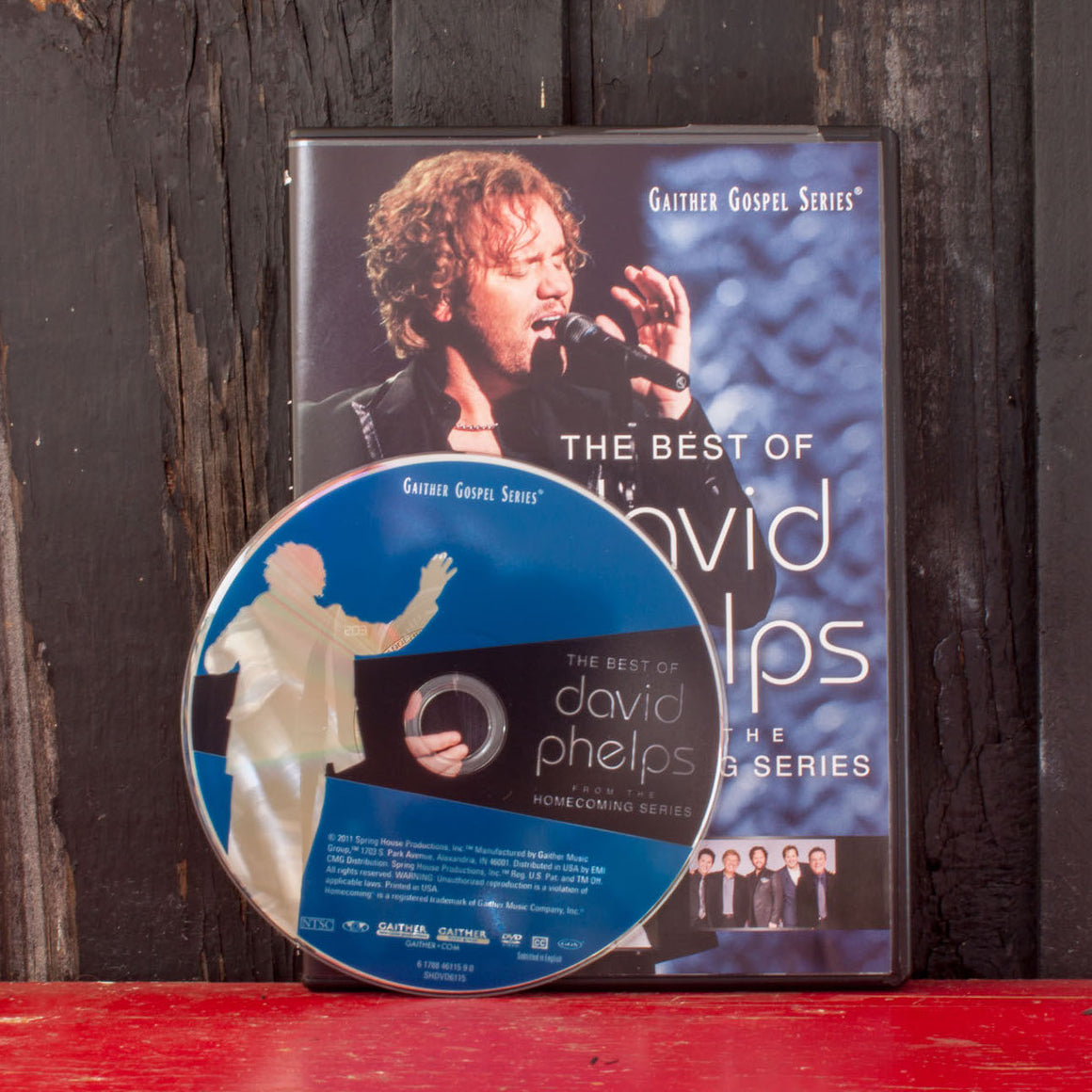 Best of David Phelps DVD