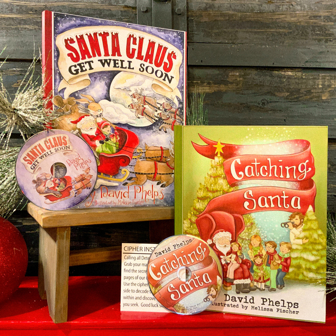 Christmas Children's Book Bundle