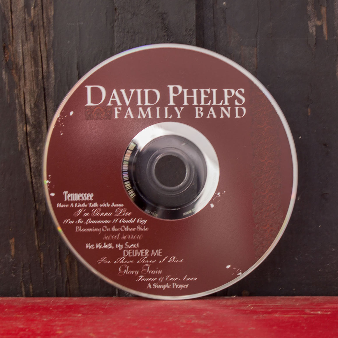 David Phelps Family Band CD