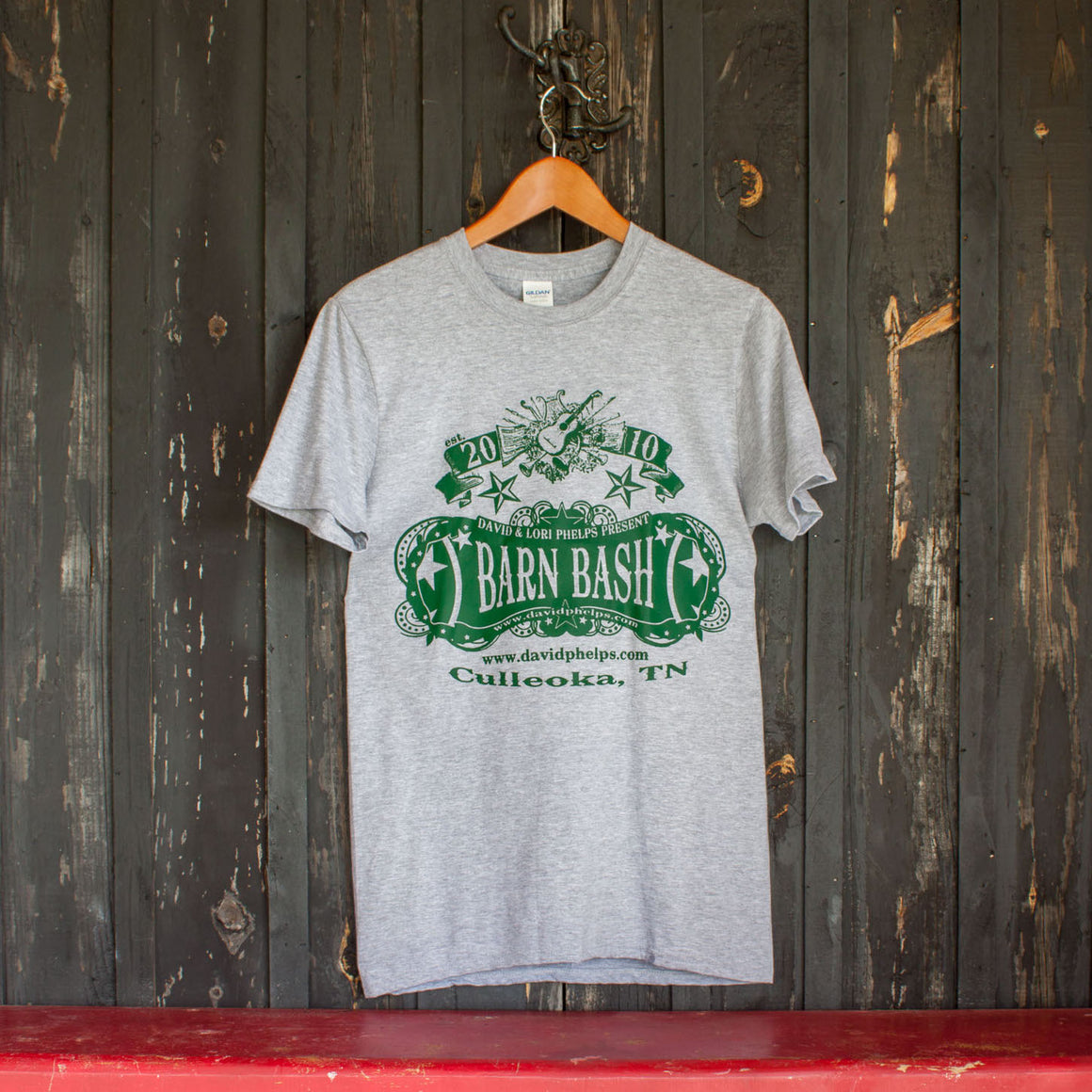 Barn Bash Established T-shirt