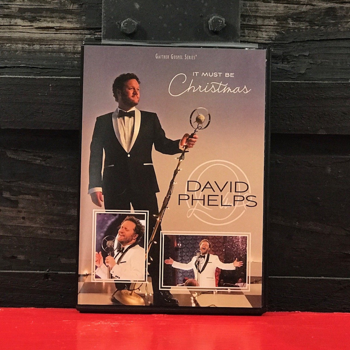 It Must Be Christmas Live DVD