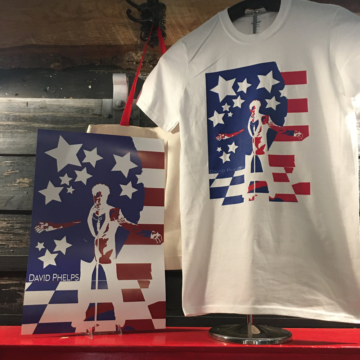 Red, White and Blue Bundle