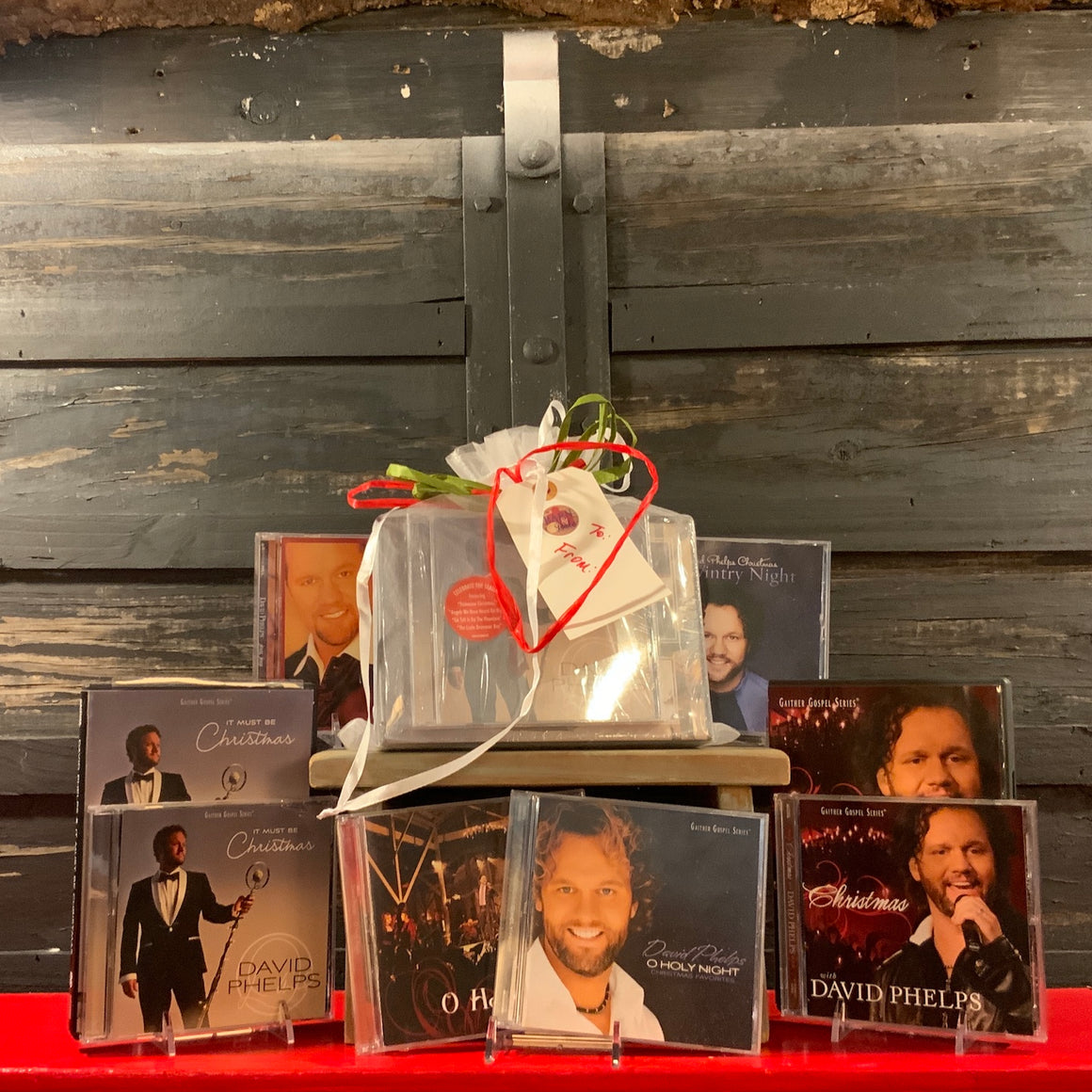 The David Phelps Merry Christmas Collection