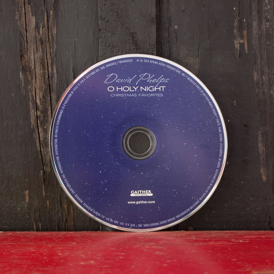 O Holy Night Cracker Barrel CD