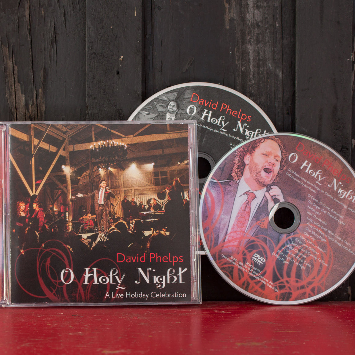 O Holy Night DVD & CD