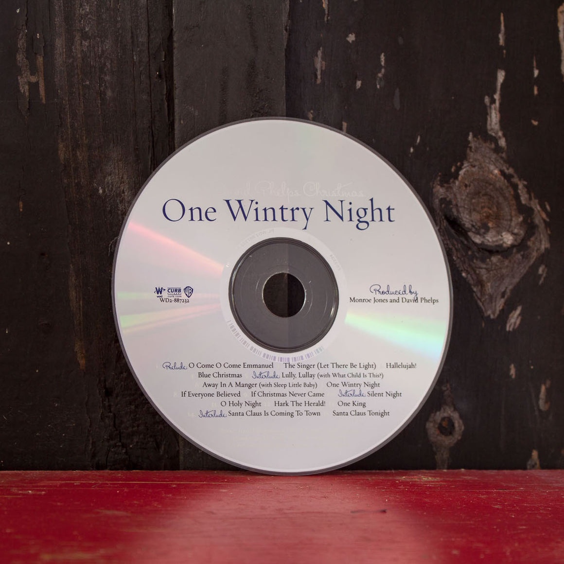 One Wintry Night CD