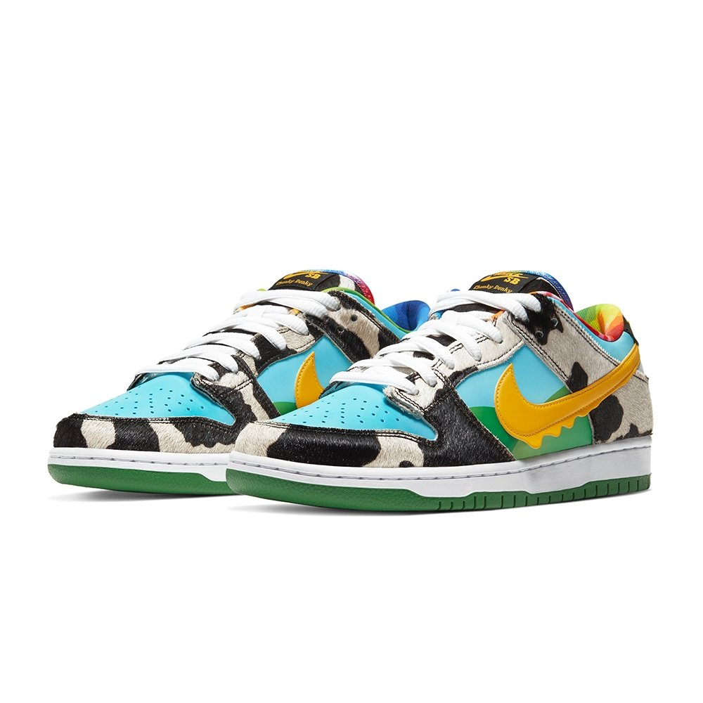 Chaussures Nike SB Ben & Jerry's Dunk Low Pro Qs |