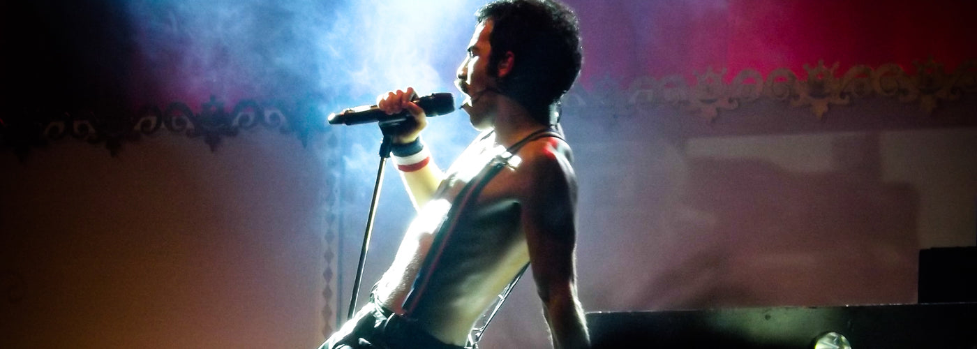 Spotlight on Freddie Mercury