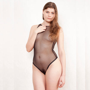 see through bodysuit