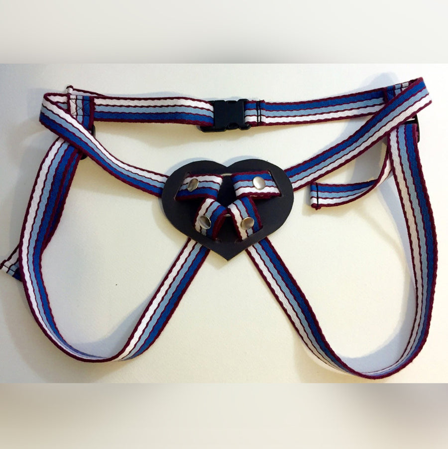 Strap-on Harness: Washable jock-strap