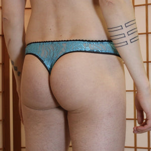 Dream lace cheeky thong - 4 colours