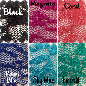 Wicked Mmm Dream lace, choices, colours