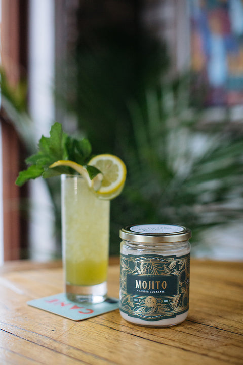 Mojito Candle - large **TESTER**