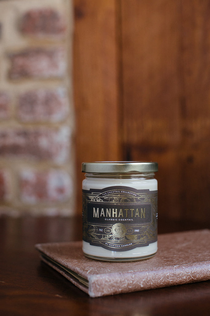 Manhattan Candle - large **TESTER**