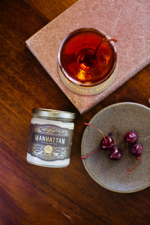 Manhattan Candle - small **TESTER**