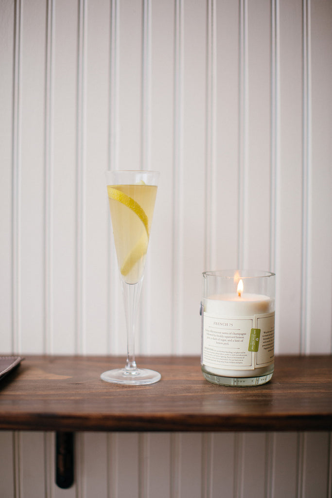 French 75 Candle **TESTER**