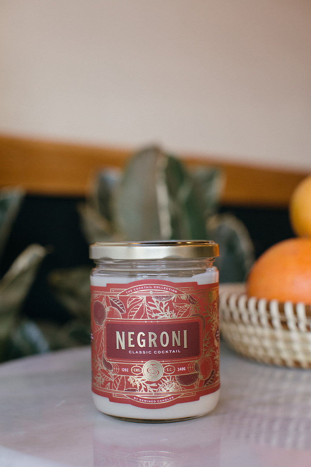 Negroni Candle - large **TESTERS**
