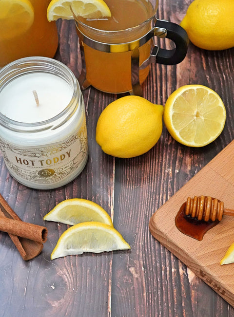 Hot Toddy Candle - large