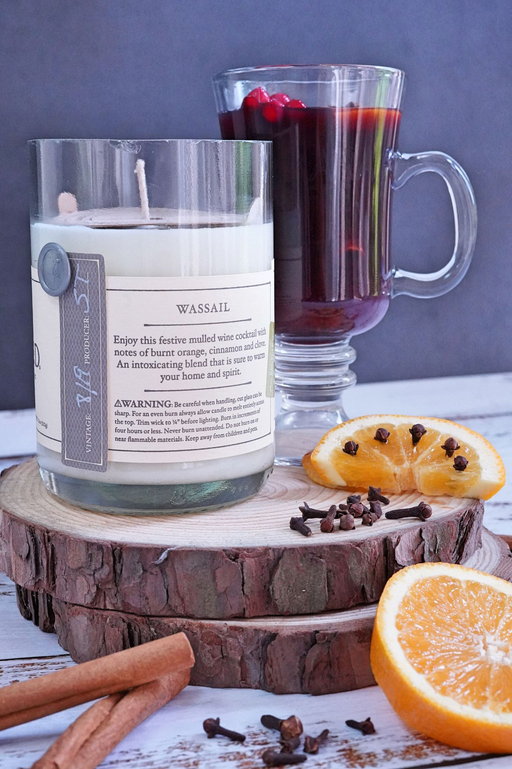 Wassail Candle **TESTER**
