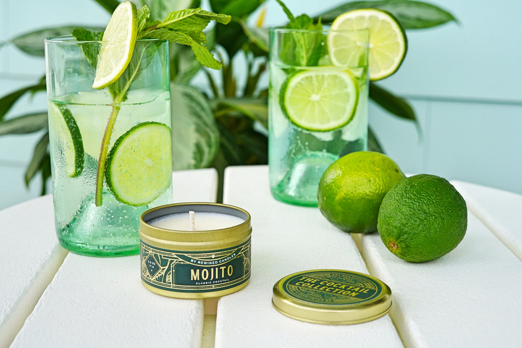 Mojito Travel Tin