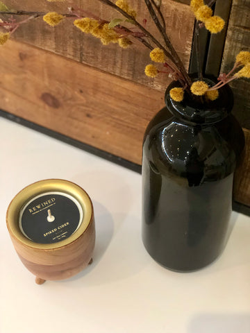 Spiked Cider Barrel Aged Candle