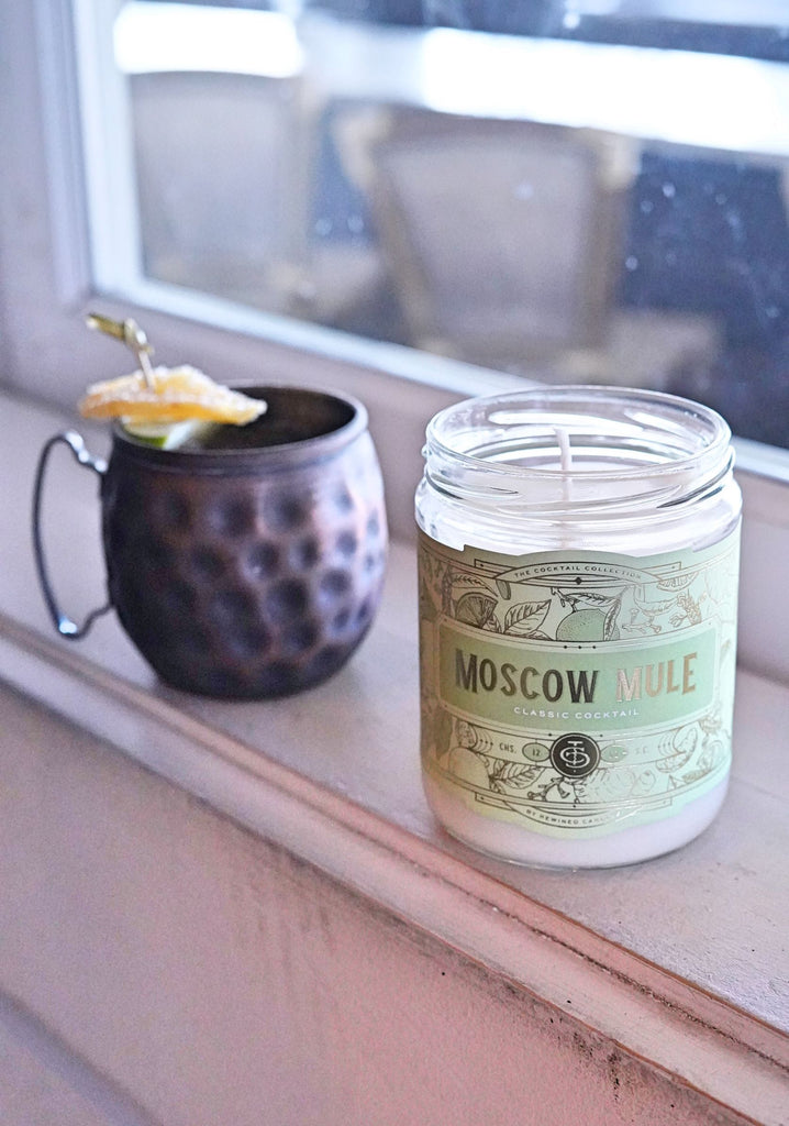 Moscow Mule Candle - large