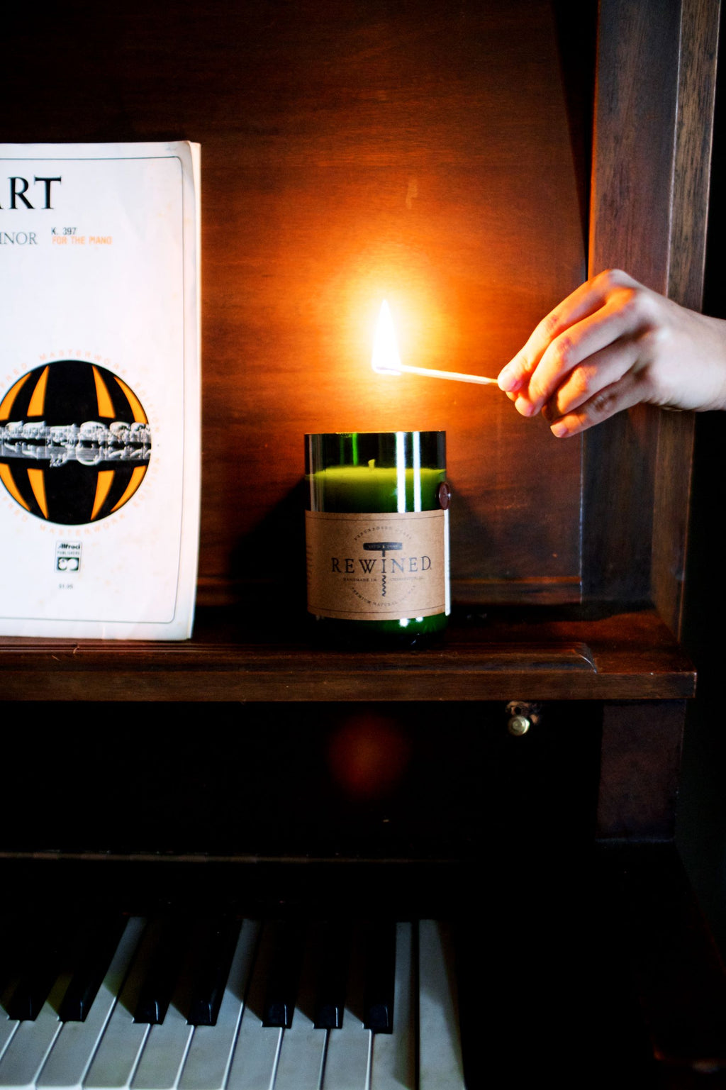 Pinot Noir Candle