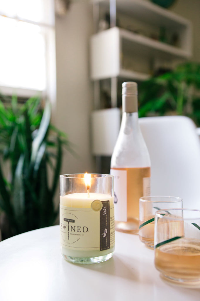 Rosé Candle **TESTER**