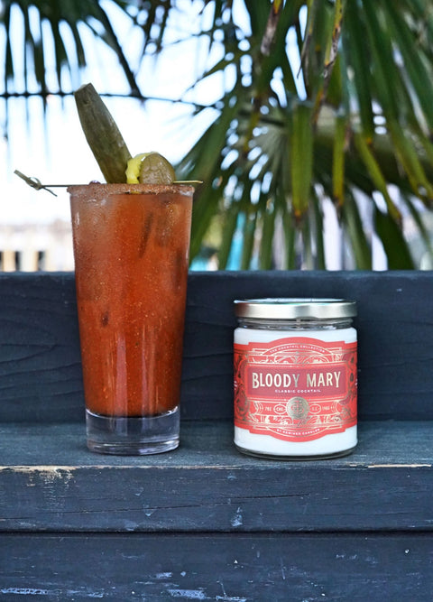 Bloody Mary Candle - small