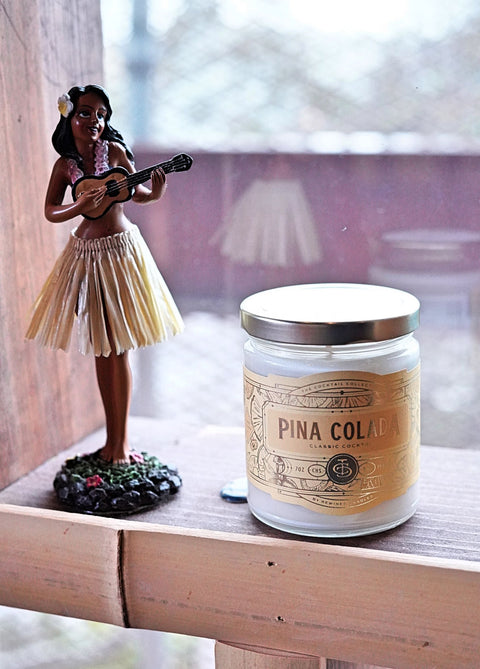 Pina Colada Candle - small