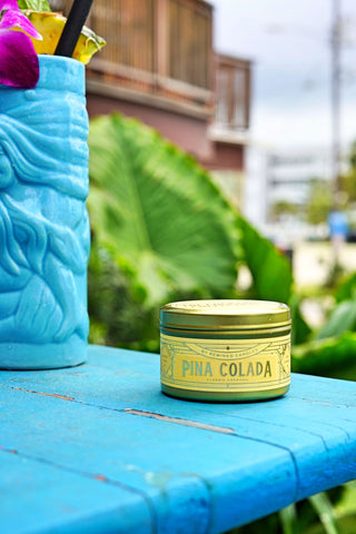 Pina Colada Travel Tin