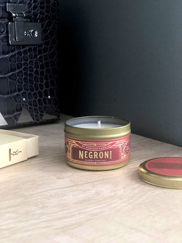 Negroni Travel Tin