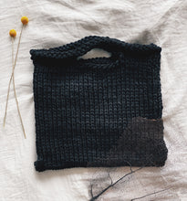Load image into Gallery viewer, Knitted Tote Bag