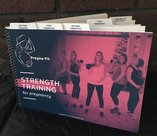 Strength Training for Pregnancy Book