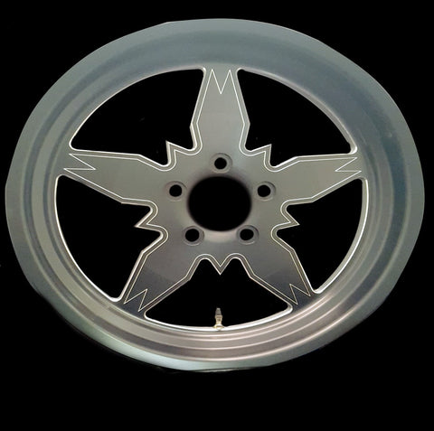 "17"" x 4"" Rage 1-PC Wheel"