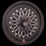 "15"" Apex 3-PC Wheel"